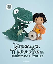 2. Dinosaurs, Mammoths and More Prehistoric Amigurumi: Unearth 14 Awesome Designs