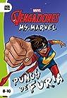 Los Vengadores. Ms. Marvel. Puños de furia: Narrativa par Marvel