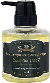 髪育シャンプー 亜鉛酵母で洗う.髪を育てる.育毛研究を牽引する 三資堂製薬 が医学的実証データをもとに開発したAGA・FAGA対応 最新ルートプラスワン Z スカルプケアシャンプー 300ml