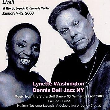 LIVE! at Harlem's Kennedy Center