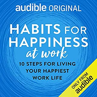 Habits for Happiness at Work cover art