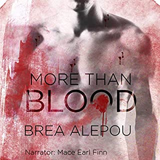 More Than Blood: MMMMM Dark Paranormal Romance audiobook cover art