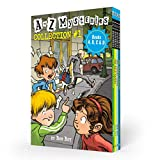 A to Z Mysteries Boxed Set Collection #1 (Books A, B, C, & D): The Absent Author, The Bald Bandit, T...