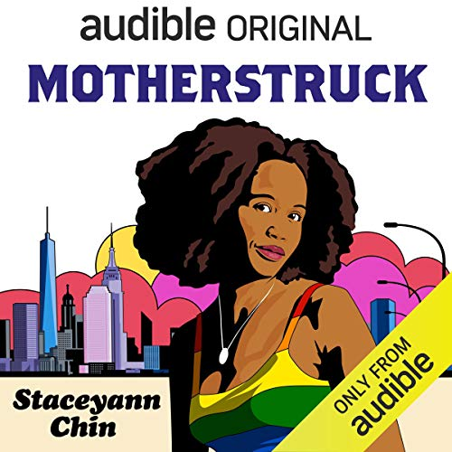 MotherStruck! audiobook cover art