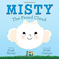 Misty: The Proud Cloud 0982611943 Book Cover
