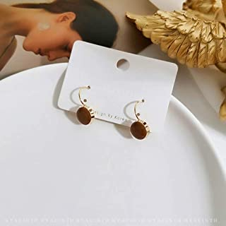 JJGL Silver 925 Jewelry Earrings For Women Trendy Female Gift