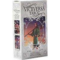 EGuide Book Divination Games DestinyPredictionゲームカードを使用した英語のViceVersaTarotフルバージョンTarotデッキ