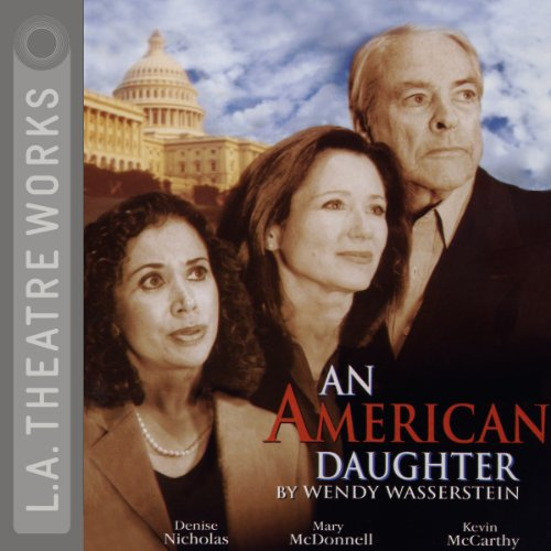 An American Daughter audiobook cover art