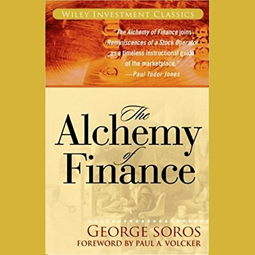 Couverture de The Alchemy of Finance