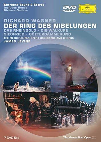 Wagner Der Ring des Nibelungen Complete Ring Cycle Levine Metropolitan Opera product image