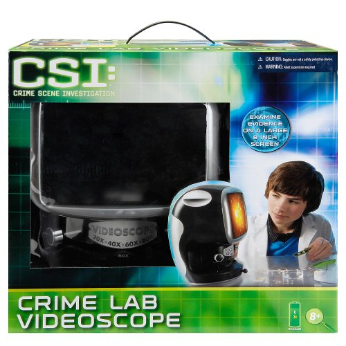Edu Science CSI Crime Lab Videoscope