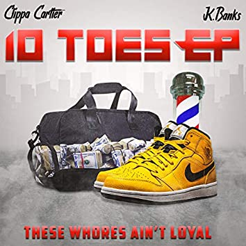 10 Toes Down (feat. K. Banks)