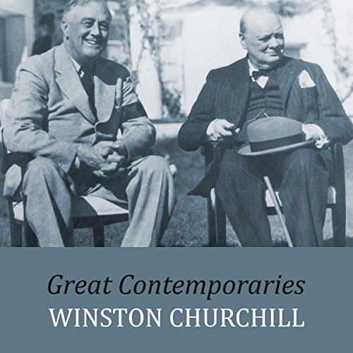 Great Contemporaries audiobook cover art