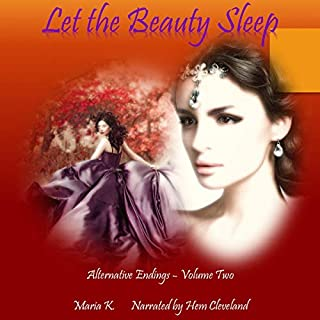 Let the Beauty Sleep audiobook cover art