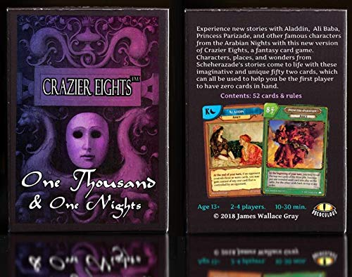 Crazier Eights - One Thousand & One Nights SW