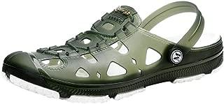 Men's Clogs Slippers Slip On Outdoor Slippers Leisure Mesh Beach Sandal Shoes