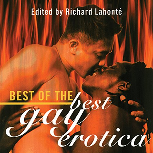 Best of the Best Gay Erotica audiobook cover art