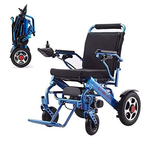 Werfft Lichtgewicht elektrische rolstoel, opvouwbaar, elektrische power-rolstoel, oudere gehandicapten, intelligente automatische vierwielroller