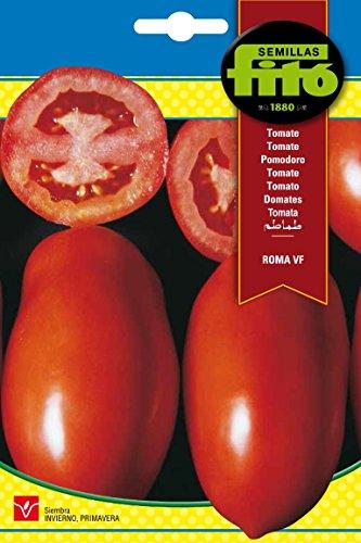 Semillas Fitó 298 - Semillas de Tomate Roma VF