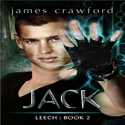 Jack audiobook cover art