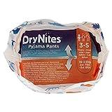 Huggies DryNites Boy hochabsorbierende Pyjamahosen Unterhosen für Jungen für 3-5 Jahre, 10 Stück - 5