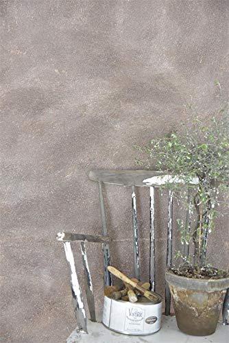 Struktureffektfarbe Jeanne d'Arc Living Vintage Paint Kreidefarbe Effekt Paint Wandfarbe 1L (Bronze)