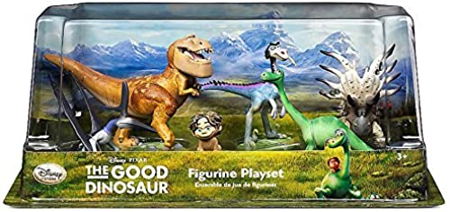 The Good Dinosaur 6 Piece Figure Play Set by Disney