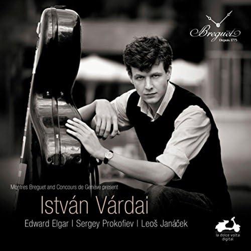 István Várdai, Orchestre De Chambre De Genève, Simon Gaudenz & Balázs Fülei