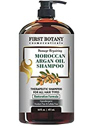 Moroccan Argan Oil Shampoo review