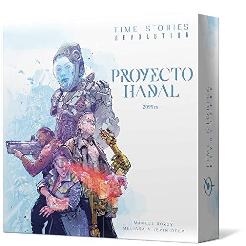 T.I.M.E Stories Revolution: Proyecto Hadal - ¡El Continuo Espacio-Tiempo está en Peligro!