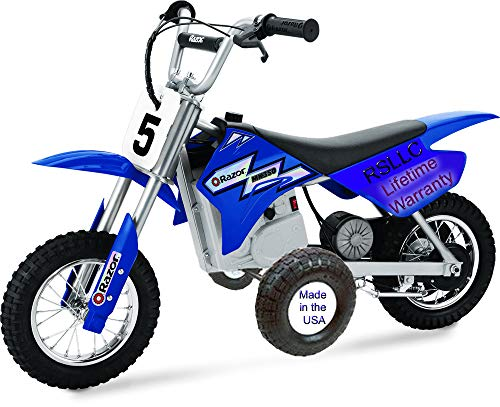 cheap razor dirt bikes