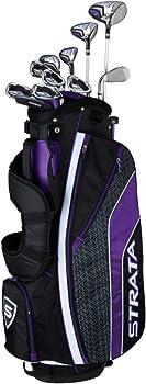 Callaway STRATA Women's Golf Packaged Set (16-piece set)