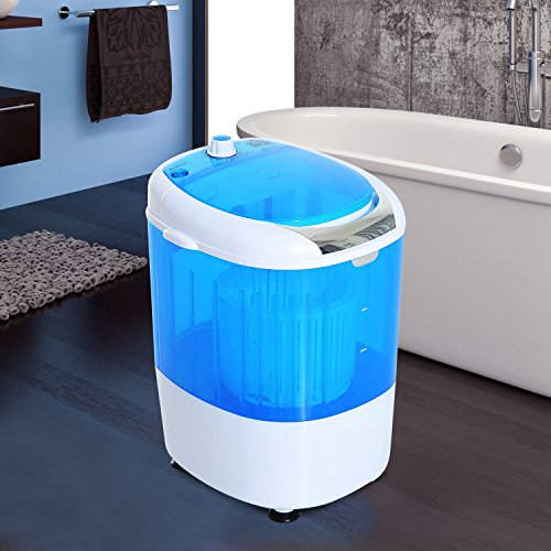 New MTN-G Compact Portable Washing Machine Laundry Washer Electric Dryer Dorm Apartment