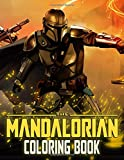 Mandalorian Coloring Book: This is the way to relax and encourage creativity for Star Wars The Manda...