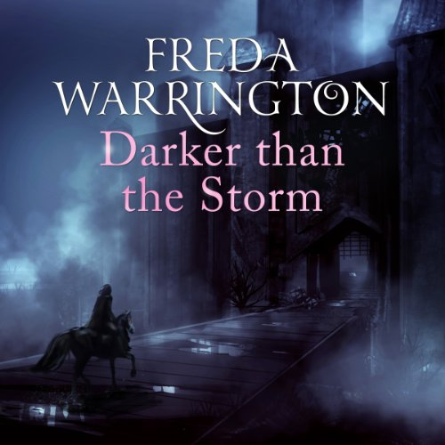 Darker than the Storm audiobook cover art