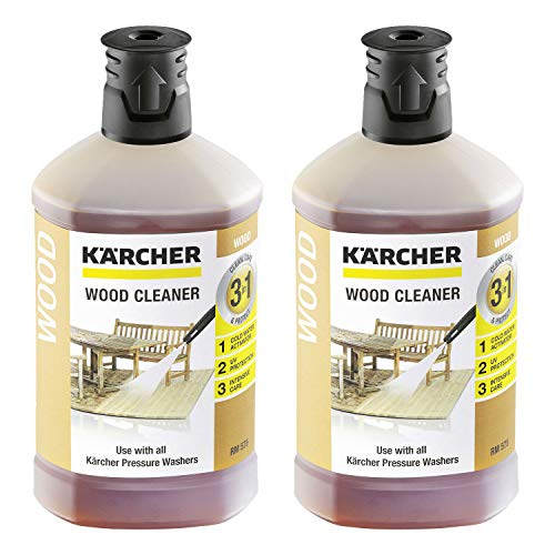 Kärcher RM 612 Holzreiniger 1000ml, 2er Pack (2 x 1000ml)