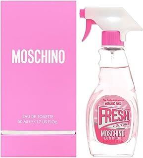Moschino Fresh Couture Pink Agua de Tocador Vaporizador - 50 ml