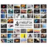 metaFox - GEFÜHLSWELTEN - Karten-Set der besonderen Art