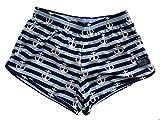 Sunga Life Silkies | Men's Ranger Panty Training Shorts (Navy, XL)