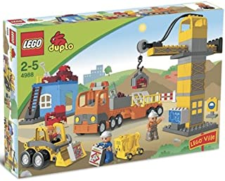 Best lego duplo 4988 construction site Reviews
