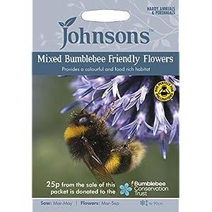 Johnsons UK/JO/FL Mixed Bumblebee Friendly Flowers