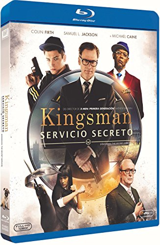 Kingsman: Servicio Secreto Blu-Ray [Blu-ray]