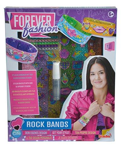 Forever Fashion 106375516 Kits de création de Bijoux et de Perles pour Enfants