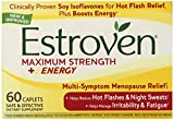 Estroven Maximum Strength + Energy - One Per Day Formula - 60 Caplets