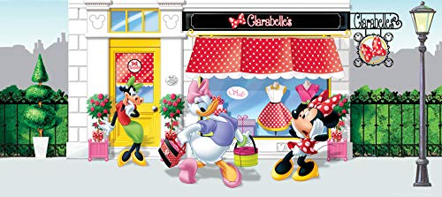 Fotobehang FTDNh5322 Photomurals Disney Minnie Mouse