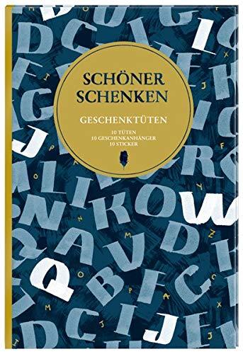 Geschenktüten-Buch - BücherLiebe - Schöner schenken: 10 Geschenktüten für Buchliebhaber