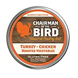 Chairman of the Bird Gourmet Turkey Rub and Classic Holiday Herb Seasoning Spice Blend for Brining, Roasting, Smoking and Grilling; Gluten Free, All Natural, Salt Free, No MSG (1 Pack)