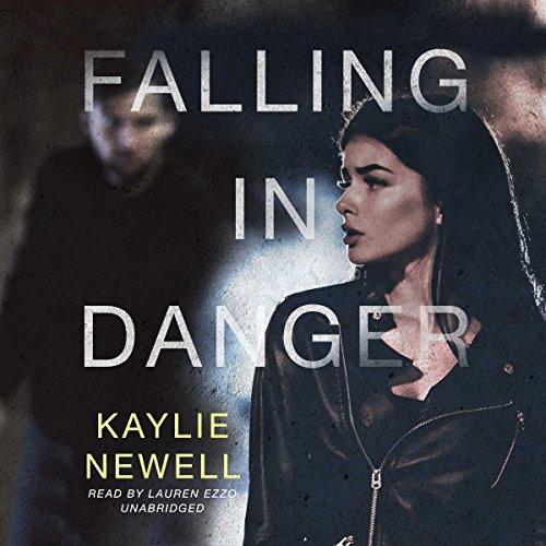 Falling in Danger audiobook cover art