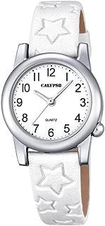 Reloj Análogo clásico para niñas de Cuarzo con Correa en Cuero K5708/1