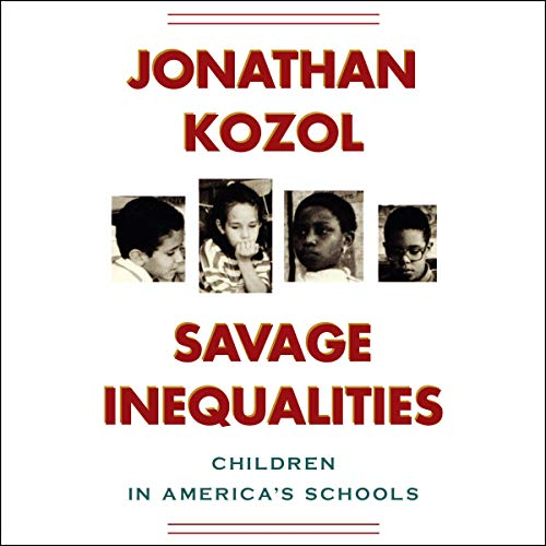 Savage Inequalities  By  cover art